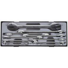 Набор ключей рожковых FORCE 11 предметов 6-32 мм (5111), фото 1