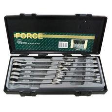 Набор ключей трещоточных комбинированных FORCE 12 предметов 8-19 мм (51210), фото 1
