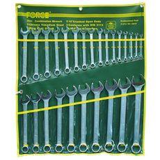 Набор ключей комбинированных FORCE 26 предметов 6-32 мм (5261P), фото 1