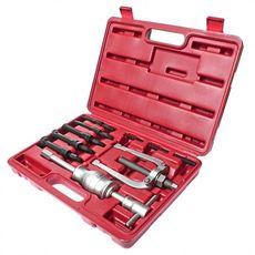 Обратный молоток для внутренних подшипников, 8-34 мм, кейс, 10 предметов МАСТАК 100-31010C, фото 1