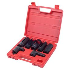 Набор головок для кислородных датчиков кейс 7 предметов МАСТАК 103-61007C, фото 1