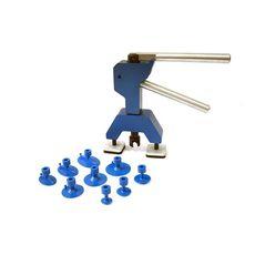 Минилифтер для ремонта вмятин без покраски, 10 предметов МАСТАК 118-10010, фото 1