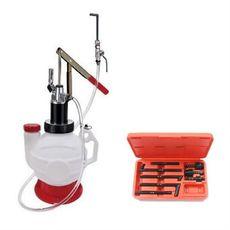 Набор для ручной замены масла в АКПП МАСТАК 104-30009C в кейсе 9 предметов, фото 1