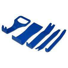 Набор съемников (лопатки) для панелей облицовки 5 предметов  МАСТАК 108-10005, фото 1
