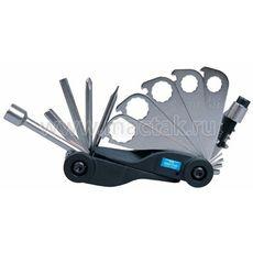Набор инструментов для ремонта велосипедов, 17 предметов KING TONY 20A17MR, фото 1