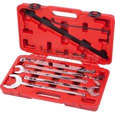 Набор ключей для термо и вискомуфт марок Mercedes / BMW / FORD 10 предметов в кейсе МАСТАК 103-50001C, фото 1