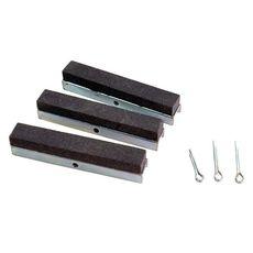 Бруски для хонингования 51 мм 3 предмета МАСТАК 103-020051, фото 1