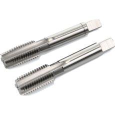 GARWIN GM-TC06100 Метчики ручные M 6x1, HSS, DIN 352, 6H, комплект из 2 шт., фото 1