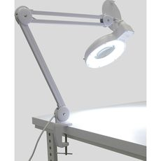GARWIN GL-WL02 Увеличительное стекло с подсветкой, на кронштейне, фото 1