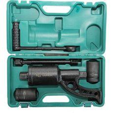 GARWIN GR-LS4800 Гайковерт ручной с механическим редуктором, 270 мм, 1:68, 4800 Нм, головки 32, 33 мм, фото 1