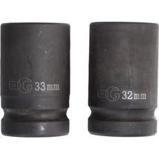GARWIN GR-LS4800L Гайковерт ручной с механическим редуктором, 310 мм, 1:69, 4800 Нм, головки 32, 33 мм, фото 1