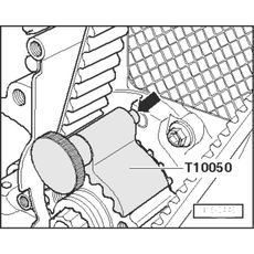 Licota ATA-0404 Приспособление для фиксации коленвалов VAG, фото 1