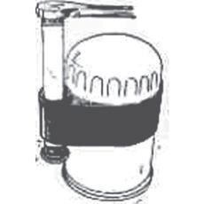 Licota ATA-0263 Съемник масляных фильтров  с нейлоновой лентой до 150 мм, фото 1