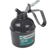 GARWIN GL-OC500 Масленка рычажная с гибким наконечником 500 мл, фото 1