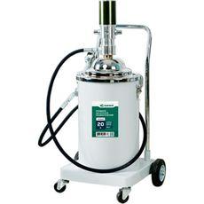 GARWIN 16402001 Солидолонагнетатель с пневмоприводом 20 кг, фото 1