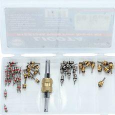 Licota ATL-9052 Комплект ниппелей для кондиционеров R12/R134, фото 1