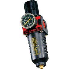 """Licota PAP-C616C Фильтр для воздуха с регулятором давления и манометром, 1/2"""", усиленный, фото 1"""