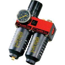 """Licota PAP-C615B Модульная группа для подготовки воздуха с регулятором давления и манометром, 3/8"""", усиленная, фото 1"""