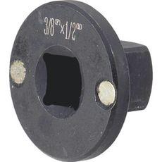 "Licota AAD-M340 Переходник магнитный плоского типа 3/8"" x 1/2"", фото 1"