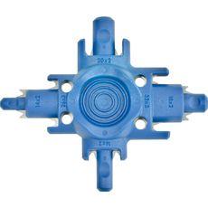 Licota ATM-3100 Калибр для трубок системы кондиционирования с ножами для снятия фаски, фото 1
