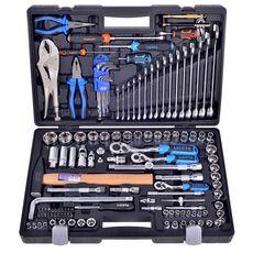 Набор инструмента 131 предмет LICOTA ALK-8022F, фото 1