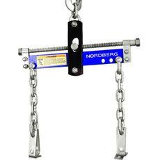 Насадка для гидравлического крана (траверса с резьбовым регулятором), г/п 680 кг NORDBERG N37S, фото 1