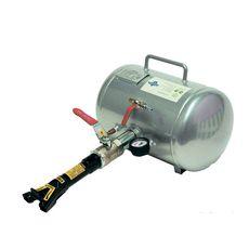 Бустер с ресивером 19 литров для мгновенной посадки на диск б/к покрышек  WINNTEC 101 BEAD SEATER, фото 1