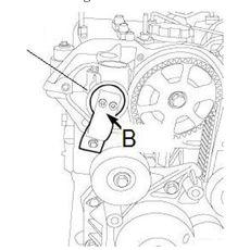 Licota ATA-4600 Набор для установки фаз ГРМ дизельных двигателей CHRYSLER 2.8D, фото 1