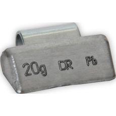 Dr. Reifen B-20 Грузики набивные для литых дисков 20гр (100 шт в упаковке), фото 1