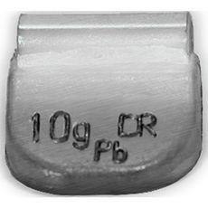 Dr. Reifen A-010 Грузики набивные для стальных дисков 10гр (100 шт в упаковке), фото 1
