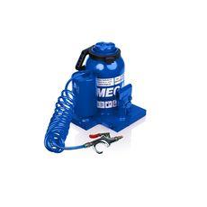 Домкрат бутылочный, пневмогидравлический (30 тонн) MEGA MGH-30, фото 1