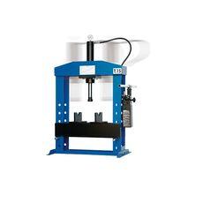 Пресс гидравлический, напольный, с ручным приводом (15 тонн) Werther-OMA арт. OMA-652B, фото 1