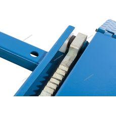 Ножничный подъемник г/п 2500 кг. Nordberg 633S-2,5Т (380 В), фото 2