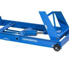 Подъемник для мотоциклов г/п 450 кг NORDBERG N4M, фото 2