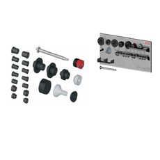 Мотосистема ProBike для вала 28-40мм HAWEKA 805 008 001, фото 2