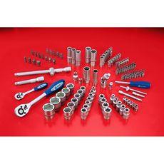 Набор инструментов универсальный 108 предметов МАСТАК 01-108C, фото 5