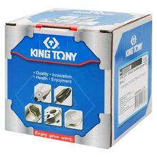 "Головка торцевая ударная шестигранная 1"" 55 мм KING TONY 853555M, фото 3"