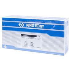 """Набор вставок (бит) 1/4"""", 50 предметов KING TONY 1050CQ, фото 5"""