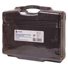 Набор оправок для монтажа и демонтажа ступичных подшипников FORD кейс 17 предметов МАСТАК 100-30017C, фото 5