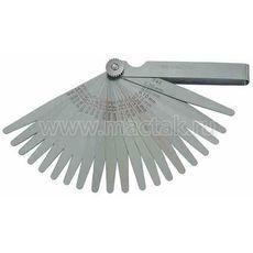 Набор щупов для проверки зазоров, 0,05-1 мм, 20 предметов KING TONY 77340-20, фото 2