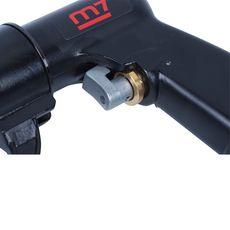 Дрель пневматическая для высверливания отверстий под точечную сварку 8 мм 1600 об/мин. MIGHTY SEVEN, фото 4