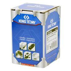 "Головка торцевая ударная четырехгранная 1"" 19 мм футорочная KING TONY 851419M, фото 2"