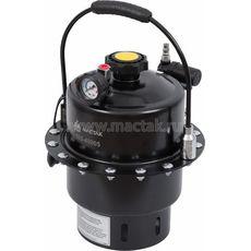 Набор приспособлений для замены тормозной жидкости 6 л комплект крышек адаптеров 15 предметов МАСТАК 102-40005, фото 2