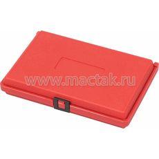 Манометр для измерения давления масла МАСТАК 120-20020C 0-7 бар, комплект адаптеров, фото 2