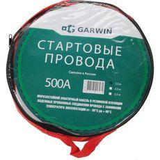 GARWIN GE-SC500 Стартовые провода 500А 3м в сумке., фото 4