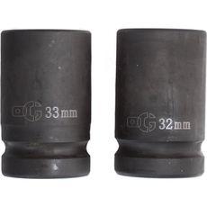 GARWIN GR-LS4800 Гайковерт ручной с механическим редуктором, 270 мм, 1:68, 4800 Нм, головки 32, 33 мм, фото 4
