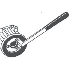 Licota ATA-0371 Ключ для фиксации глубоко посаженных шкивов помп VAG, фото 2