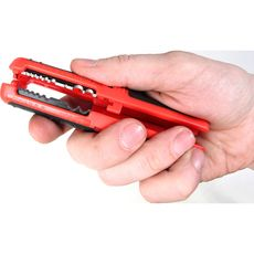 Licota AET-0121 Инструмент для снятия изоляции, фото 4
