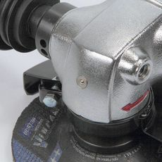 Licota PAG-30005 Пневматическая углошлифовальная машинка 125 мм, 10900 об/мин, фото 4