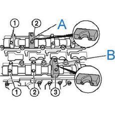 Licota ATA-4913 Набор для установки фаз ГРМ ALFA ROMEO 1,6 ECO, фото 3